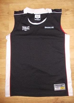 Баскетбольная майка футболка на 11-12лет 146-152см