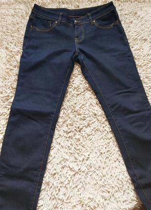 Утеплённые джинсы, джинси утеплені