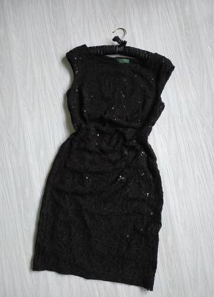 Кружевное платье ralph lauren pp 8