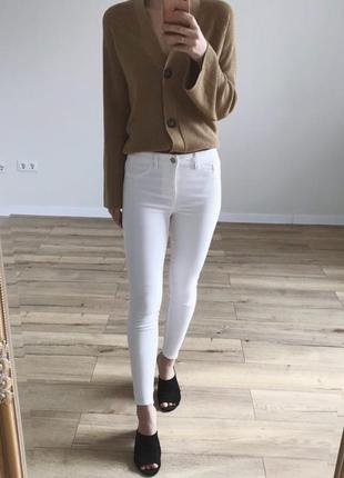 Джинси білі