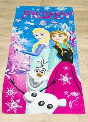 Пляжное полотенце 140 х 70 см