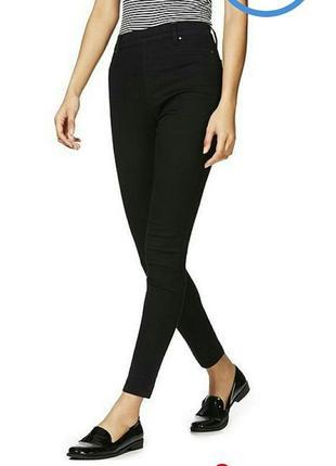 Тонкие джинсы, джеггинсы, скинни, мом ❤ (высокая талия!) р.- s/м/l.