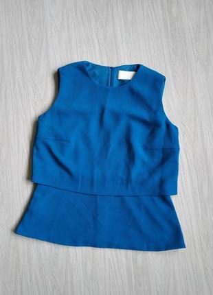 Фактурная блуза hugo boss pp 44