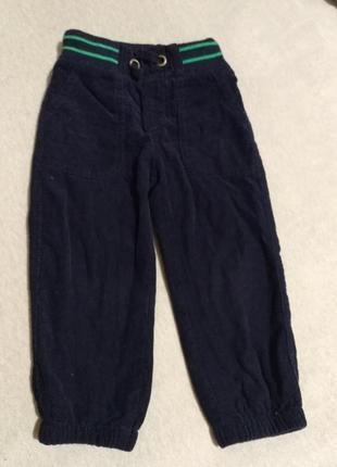 Вельветовые брюки cool club