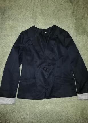 Базовый пиджак. 1+1=3 вещи1 фото