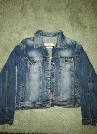 Куртка джинсовая турция