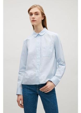 Блуза рубашка cos 503556001