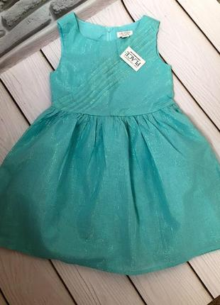 Платье children place 4 года