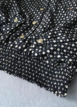 Рубашка/блуза на резинці😍3 фото