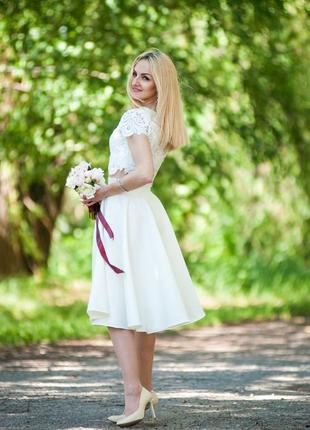 Срочно продам шикарное выпускное платье или платье для свадьбы