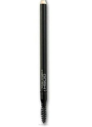 Gosh eyebrow pencil карандаш для бровей пилочка в подарок