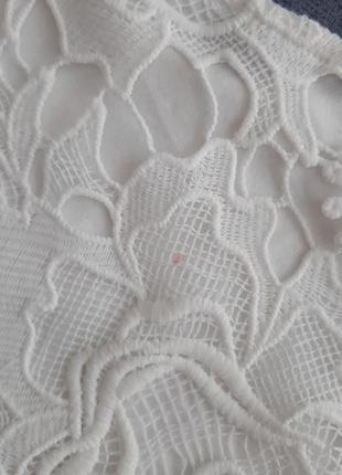 Блузка майка кружево amisu2 фото