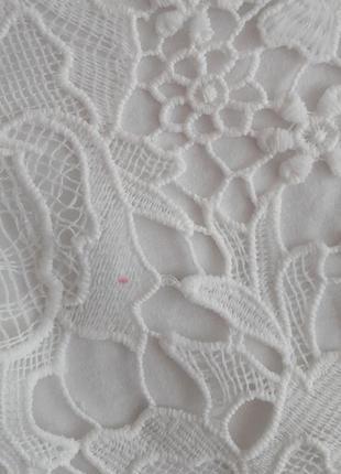 Блузка майка кружево amisu3 фото