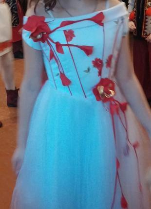 Сукня на випускний 4 клас