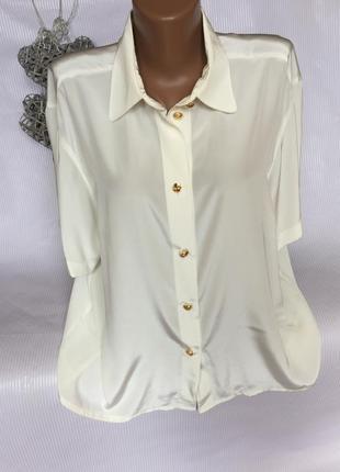 Шикарная рубашка  блуза