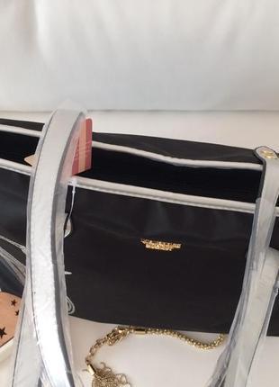 Сумка шопер от victoria's secret4 фото