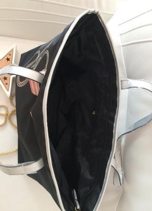 Сумка шопер от victoria's secret5 фото