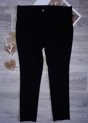 F&f идеальные новые скинни. брюки эластичные р 18 сток