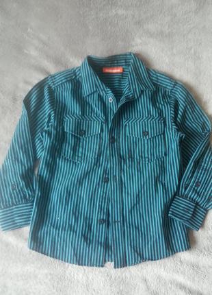 Рубашка на 4-6 р