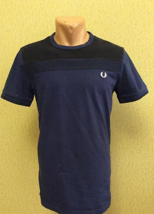 Мужская футболка fred perry оригинал размер s