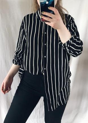 Актуальна сорочка в полоску від new look
