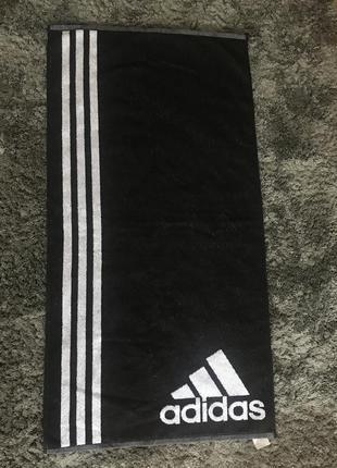 Полотенце adidas towel l aj8695  банное полотенце adidas оригинал