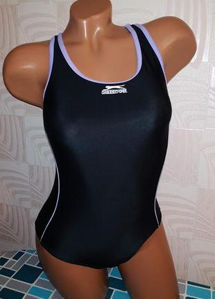 Суцільний купальник від slazenger  (безкоштовна доставка)