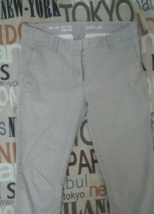 Крутые брюки gap | скинни очень дёшево / чиносы