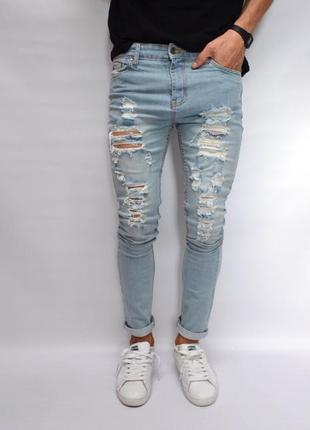 G-72 super skinny джинсы