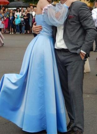 Плаття сукня випускний бал