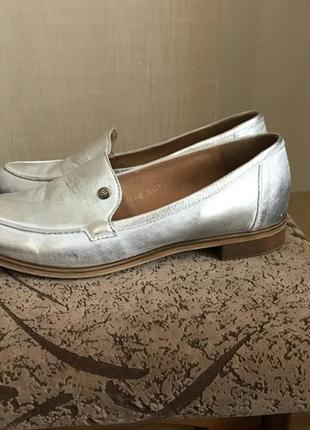Туфлі лофери badura