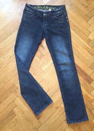 Классные джинсы от европейского бренда c&a линия одежды clockhouse