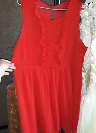 Шифоновое платье  atmosphere  20р🌹🌹🌹