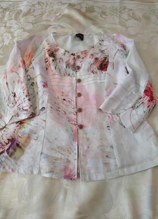 Блуза піджак