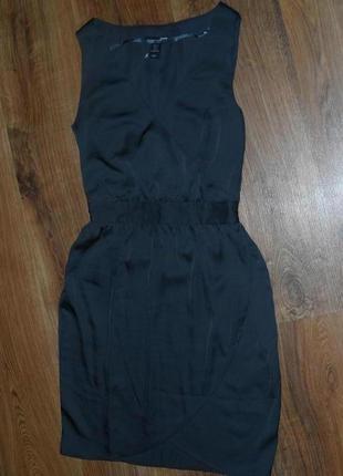 Плаття темно графітового кольору