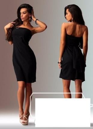 Коктейльне плаття бандо, сукня з оголеними плечима, куплeна в італії!🇮🇹 / обмін чи продаж