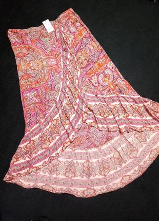 Трендовая юбка большого размера