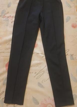 Черные брюки с лампасами tago до 18.08🔥