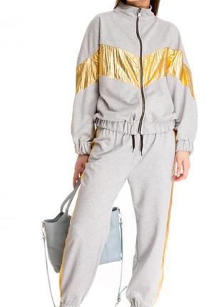 Прогулочный костюм pronto moda (италия) размер s-l
