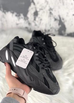 Шикарные кроссовки adidas x kanye west yeezy boost 700 v2
