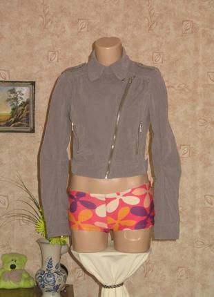 Куртка легкая укороченная