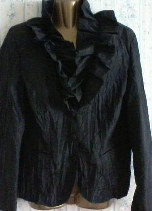 Пиджак ветровка, разм.48