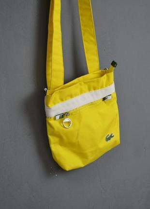 Сумка месенджер lacoste small bag