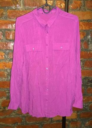 Блуза кофточка большого размера marks & spencer