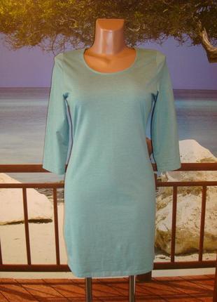 Платье из трикотажа , размер 8-10
