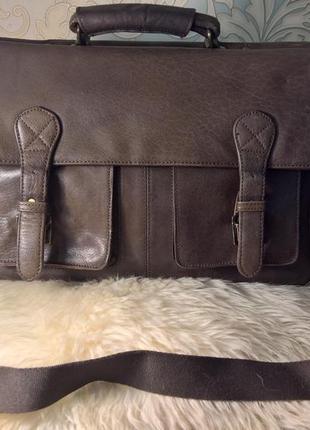 4ce3665804e9 Мужские кожаные портфели 2019 - купить недорого мужские вещи в ...