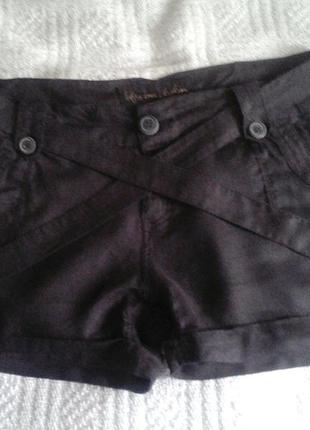 Новые качественные льняные шорты, льняные черные шорты, шорты xxl, пляжные шорты