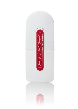 Туалетна вода full speed supersonic(75мл.)