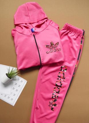 Спортивный костюм adidas кофта+штаны