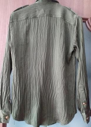 Etro шелковая рубашка 402 фото